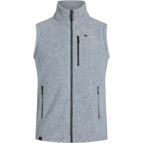 Berghaus Prism PolarTec InterActive Fleece Vest Men, gris
